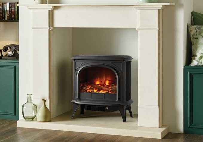 Electric-Huntingdon-40-in-matt-black-mi