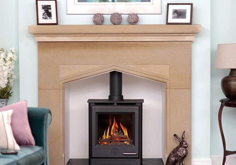 WOODWARM GAS STOVES Phoenix 5kw (1)
